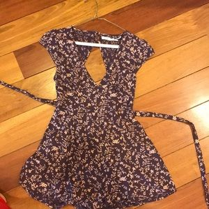 Urban outfitters romper !